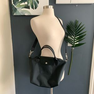 LONGCHAMP▪️Le Pliage Nylon Neo Crossbody bag.